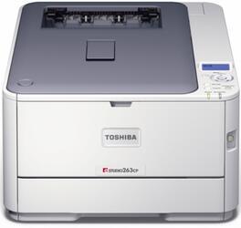 Принтер лазерный Toshiba e-STUDIO263CP