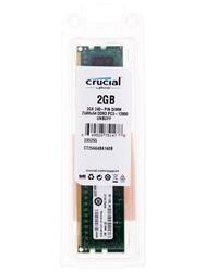 Оперативная память Crucial [CT25664BA160B] 2 ГБ