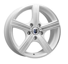 Автомобильный диск литой K&K Спринт 6,5x16 5/114,3 ET 45 DIA 67,1 Алмаз вайт