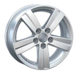 Автомобильный диск литой Replay ST5 6,5x16 5/112 ET 50 DIA 57,1 Sil