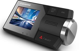 Видеорегистратор Digma D-Vision DVR80G GPS