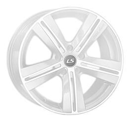 Автомобильный диск Литой LS 320 6,5x15 4/100 ET 40 DIA 73,1 WF