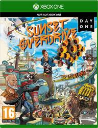 Игра для Xbox One Sunset Overdrive