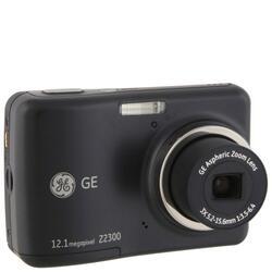 Цифровая камера GE Z2300  (12 MPix 3.4xZoom SDHC 2xAA LCD2.4