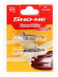 Галогеновая лампа Sho-me Xenon H1 SVU