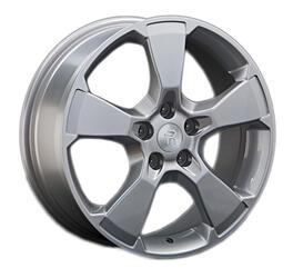 Автомобильный диск литой Replay MZ36R 7x18 5/114,3 ET 50 DIA 67,1 Sil