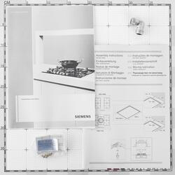 Газовая варочная поверхность Siemens ER626PF70E