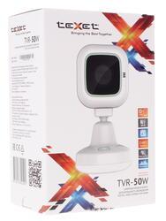 Видеоняня Texet TVR-50W белый