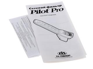 Сетевой фильтр Pilot Pro белый