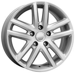 Автомобильный диск  K&K КС506 7x16 5/112 ET 45 DIA 57,1 Сильвер