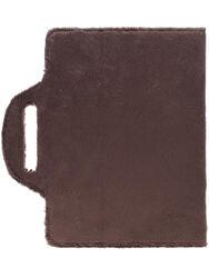 """Чехол-книжка для планшета универсальный 10.1""""  коричневый"""