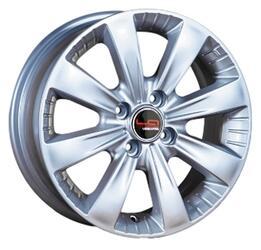 Автомобильный диск Литой LegeArtis RN55 6x15 4/100 ET 45 DIA 60,1 Sil