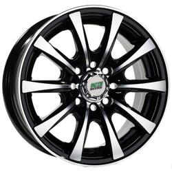 Автомобильный диск Литой Nitro Y3102 6,5x15 5/100 ET 38 DIA 57,1 Sil