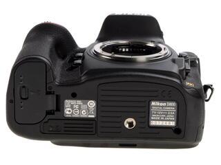 Зеркальная камера Nikon D800 Kit 28-300mm черный