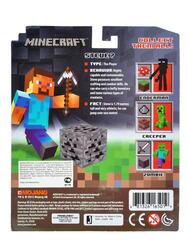Фигурка персонажа Minecraft Стив