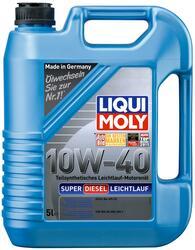 Моторное масло LIQUI MOLY Super Diesel Leichlauf 10W40 7566