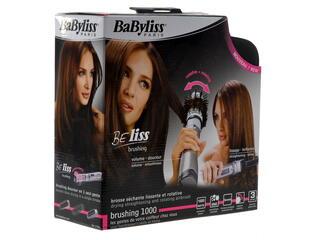 Фен-щетка BaByliss 2735E серый