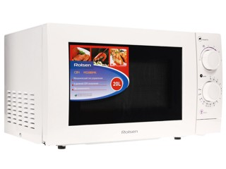 Микроволновая печь Rolsen MS2080MK белый
