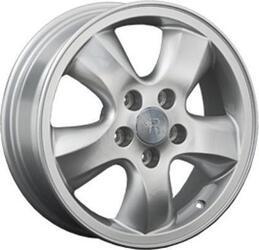 Автомобильный диск Литой Replay KI33 6,5x16 5/114,3 ET 46 DIA 67,1 Sil