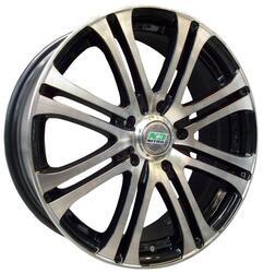 Автомобильный диск Литой Nitro Y161 6,5x17 5/114,3 ET 48 DIA 67,1 BFP