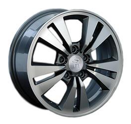 Автомобильный диск литой Replay H25 6,5x16 5/114,3 ET 45 DIA 64,1 GM