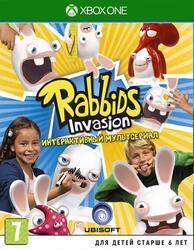 Игра для Xbox One Rabbids Invasion