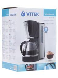 Кофеварка Vitek VT-1509 Prestige черный