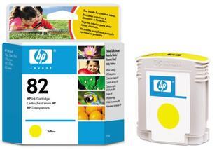 Картридж струйный HP 82 (C4913A)