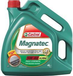 Моторное масло CASTROL Magnatec 5W40 4653270090