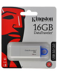 Память USB Flash Kingston DataTraveler DTIG4 16 Гб