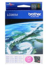 Картридж струйный Brother LC-985M