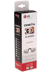3D очки LG AG-F420 черный