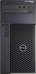 ПК Dell Precision T1700 MT Xeon E3-1240v3 (3.4)/4x4Gb/500Gb/K2000 2Gb/DVDRW/Win 7 Prof 64/клавиатура/мышь
