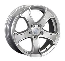 Автомобильный диск литой Replay H49 6,5x17 5/114,3 ET 50 DIA 64,1 Sil