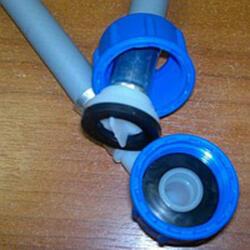 Шланг заливной Tuboflex ТВХ-500 4