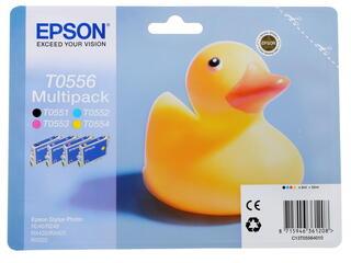 Набор картриджей Epson T0556