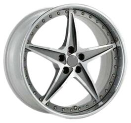 Автомобильный диск Литой NZ SH657 6,5x16 4/98 ET 38 DIA 58,6
