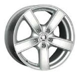 Автомобильный диск литой Replay SK95 7x16 5/112 ET 45 DIA 57,1 Sil