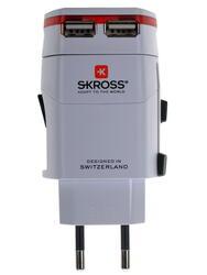 Сетевое зарядное устройство Skross Travel Adapter EVO