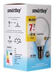 Лампа светодиодная Smartbuy SBL-P45-07-30K-E14