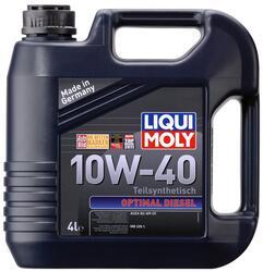 Моторное масло LIQUI MOLY Optimal Diesel 10W40 3934