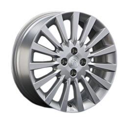 Автомобильный диск литой Replay RN42 6,5x17 4/100 ET 49 DIA 60,1 Sil
