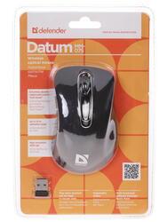 Мышь беспроводная Defender Datum MM-075 B