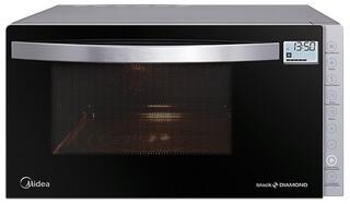 Микроволновая печь Midea TG025LX3 серебристый