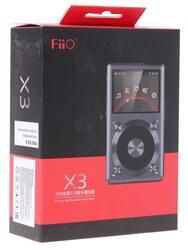 Hi-Fi плеер Fiio X3 II серебристый