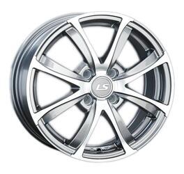 Автомобильный диск литой LS 313 6x15 4/100 ET 48 DIA 54,1 SF