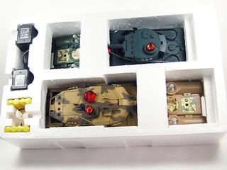 Танк танковый бой RTT-0007-01