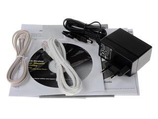 Маршрутизатор ADSL2+ ASUS DSL-N12U/B1