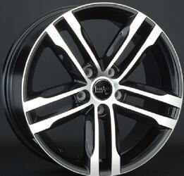 Автомобильный диск литой LegeArtis VW148 7,5x17 5/112 ET 47 DIA 57,1 BKF