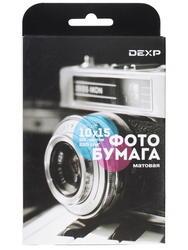 Фотобумага DEXP  Deluxe Matt
